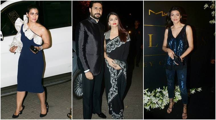 Aishwarya Rai caught in the same frame with her ex!