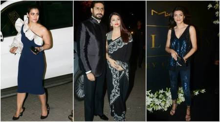Kajol, Aishwarya Rai Bachchan, Sushmita Sen: The best and worst dressed at Mickey Contractor's bash