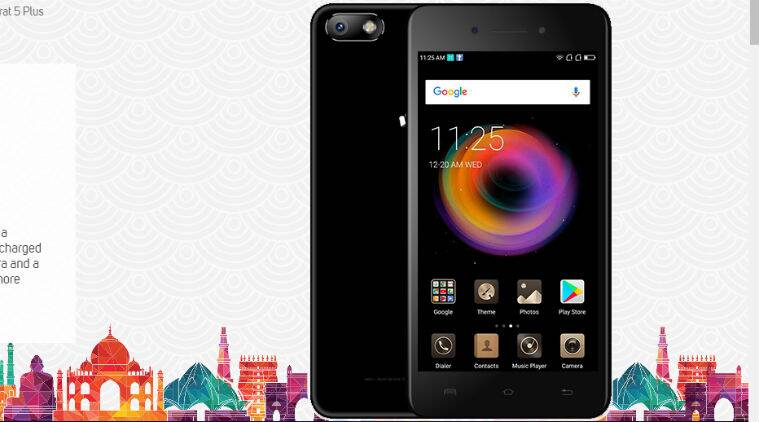 Micromax Bharat 5 Plus with 5000mAh battery spotted on official website