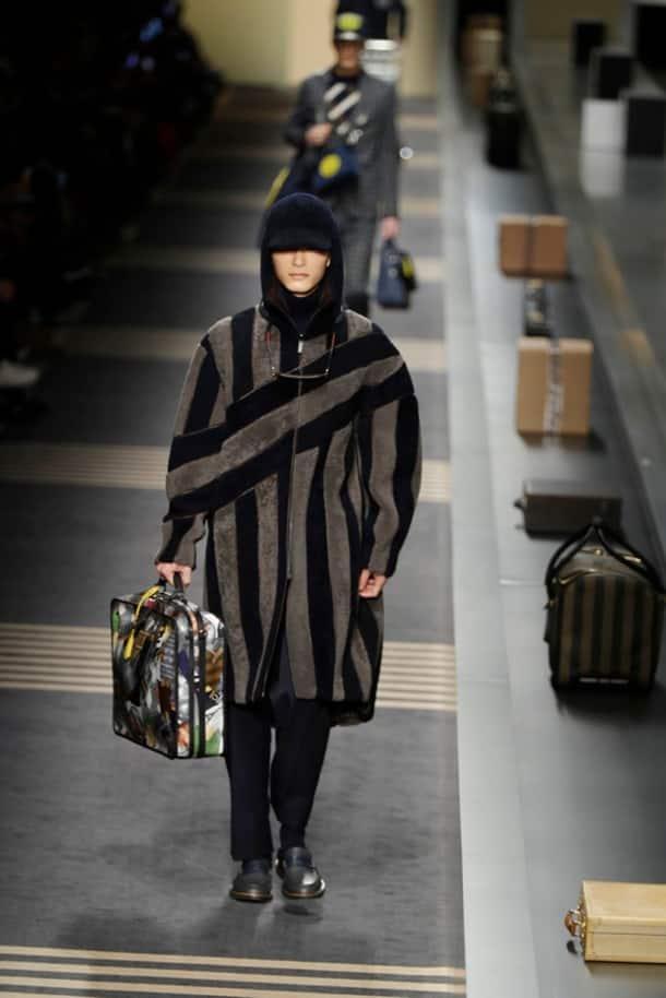 Milan Fashion week, Giorgio Armani, Giorgio Armani men's Fall-Winter 2018-19 collection, DSquared 2, sunnei, sartorial monk