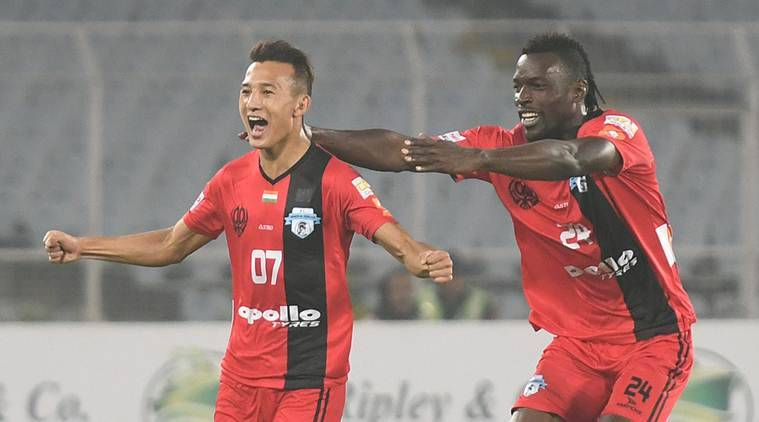 Minerva Punjab on top of I-League table after 2-1 win over MohunBagan
