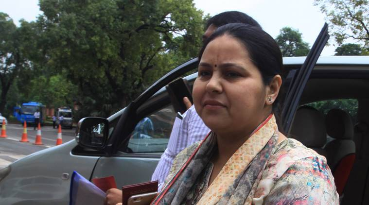 ED files another chargesheet against Misa Bharti in money laundering case