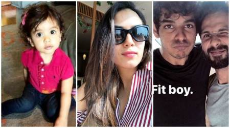 Photos: Misha Kapoor's playdate with Mira to Shahid Kapoor's gym fun with Ishaan Khattar