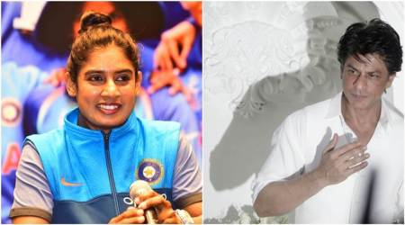Mithali Raj should coach men's cricket team, says Shah Rukh Khan