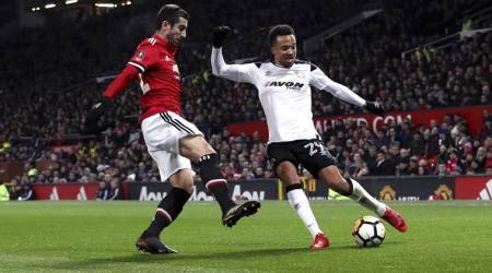 Henrikh Mkhitaryan's exclusion from Manchester United squad increases doubts over future