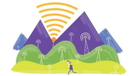 Telecom connectivity to northeastern states: Boosting the network