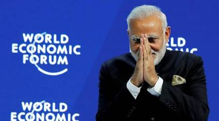 PM Narendra Modi invites world to India: Come and invest, red carpet replacing red tape