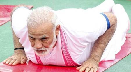PM Modi made yoga popular in 80 Muslim countries, claims UPminister