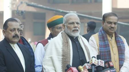 PM Modi pushes for passage of Triple Talaq Bill, calls it 'New Year's gift for Muslim women'