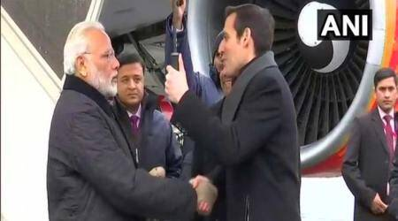 LIVE: PM Modi reaches Davos for World Economic Forum