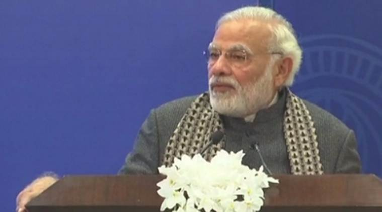 Not eyeing foreign territories to exploit resources: Modi
