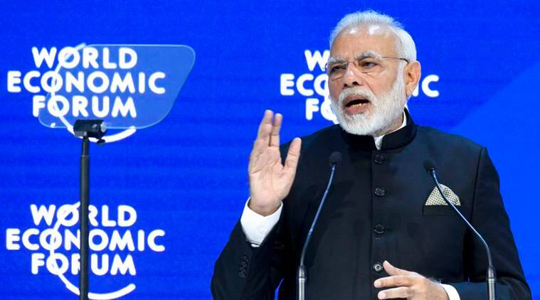 Full text: PM Modi's keynote speech at plenary session of Davos WEF