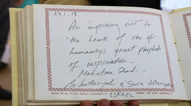 Netanyahu in Gujarat LIVE UPDATES: Modi's home state welcomes Israel PM with grand roadshow in Ahmedabad