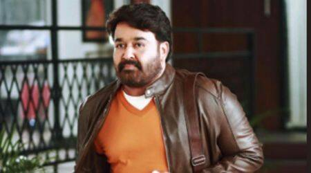 Mohanlal workout video