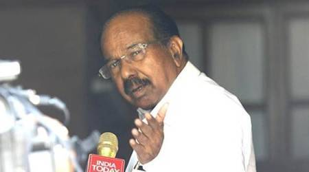 CJI must take the call, set things right: M Veerappa Moily