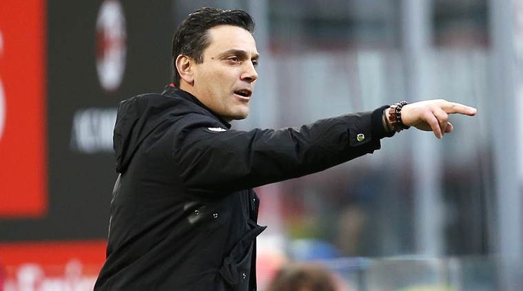 Vincenzo Montella views win against Atletico Madrid as turning point for Sevilla