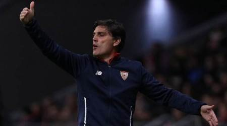 La Liga: Vincenzo Montella off the mark as Sevilla win at Espanyol