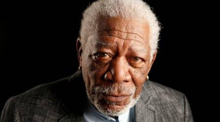 Morgan Freeman receives Screen Actors Guild's Life Achievement Award