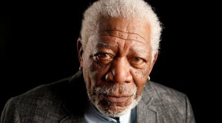 Morgan Freeman receives Screen Actors Guild's Life AchievementAward