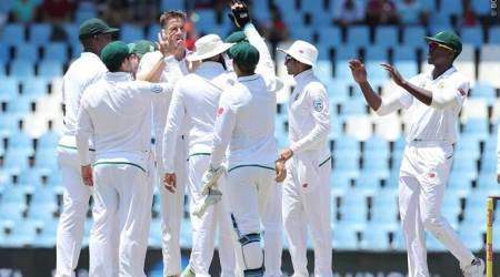 India vs South Africa, 2nd Test: 'Sub-continent' pitch frustrates MorneMorkel