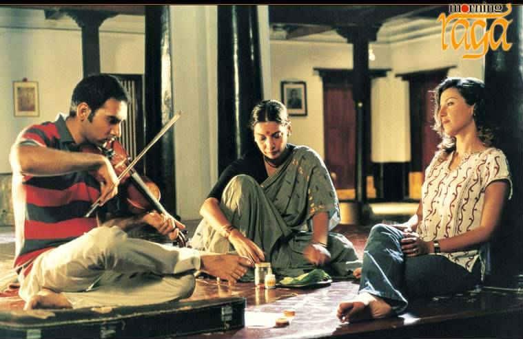Shabana Azmi starrer Morning Raga