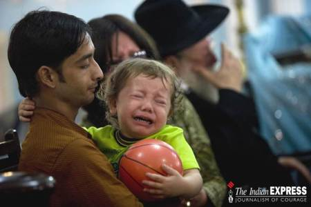 Cook who rescued Baby Moshe along with nanny is glued tonews