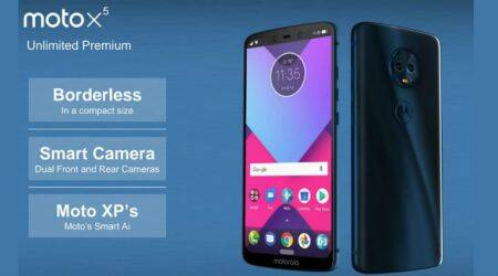 Moto G6 series, Moto X5, and Moto Z3 smartphones leaked ahead of MWC 2018