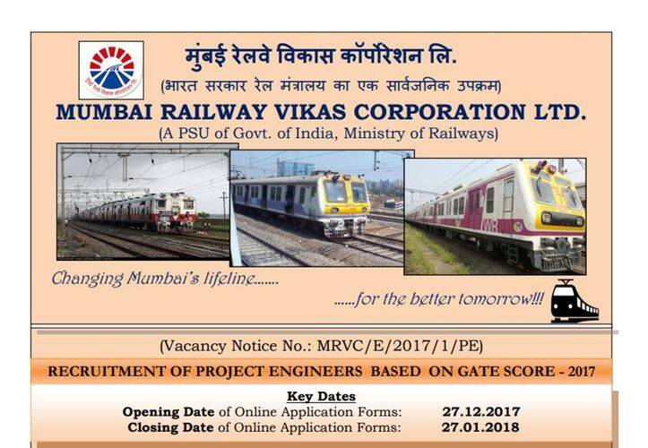 railway jobs, mrvc.indianrailways.gov.in, mumbai railways, railway career, indian railways jobs
