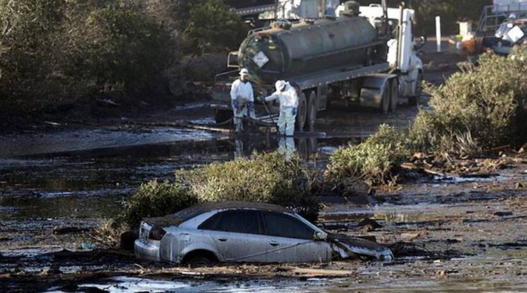 California mudslides, santa barbara county, sheriff bill brown, indian express, natural disasters, US, america news, California mudslides toll
