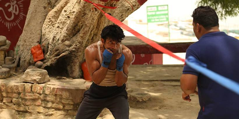 vineet kumar singh plays a boxer in mukkabaaz