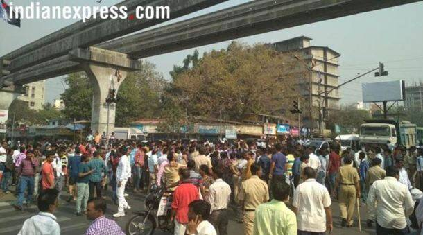 Mumbai hit by violence after Bhima Koregaon event leads to clashes in Pune