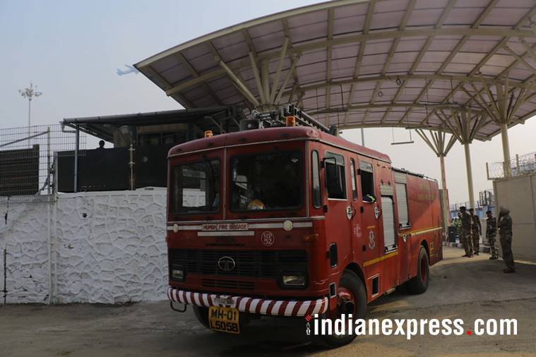 Mumbai fire officers threaten to stop safety checks from February