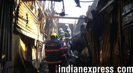 Fire doused at factory in Mumbai's Goregaon East, no casualties reported