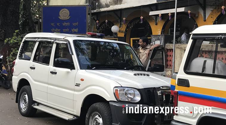Mulund extortion racket