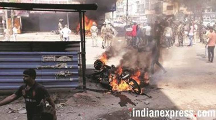 Mumbai caste violence