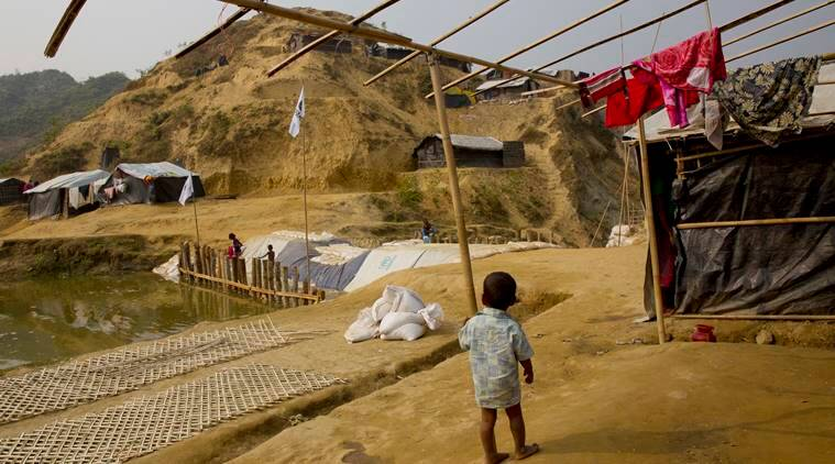 India's stand on the Rohingya
