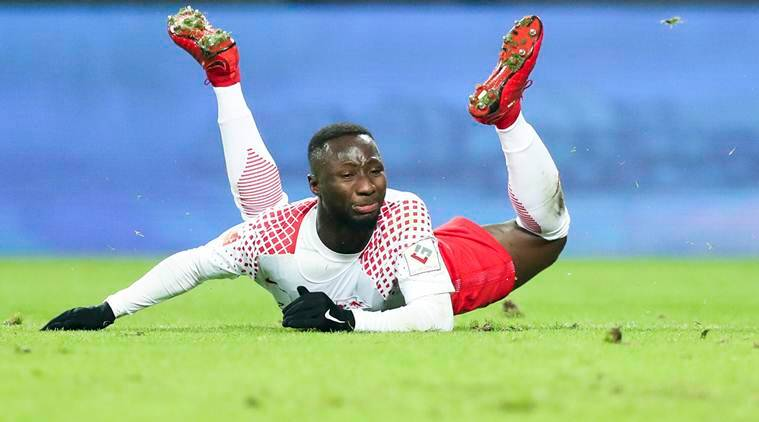 Naby Keita, Naby Keita Leipzig, Naby Keita, Naby Keita news, Naby Keita updates, Bundesliga, sports news, football, Indian Express