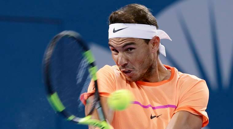 Nadal begins new era without mentor Toni Nadal in Australia