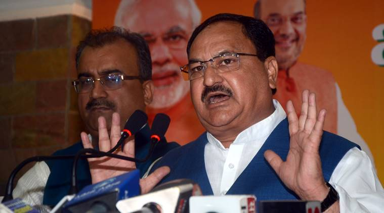 Health Minister, Family Welfare Minister, Universal health coverage, JP Nadda, Digital health