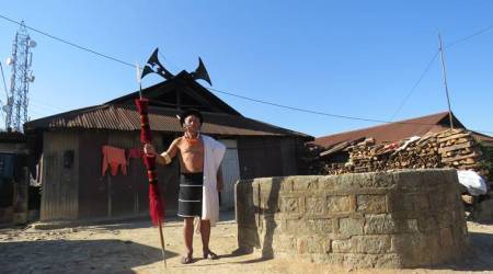 In Nagaland pre-Christian Nagas withstand test of time