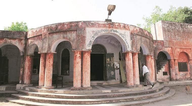 nahan kothi, panchkula, dept of archaeology and museums, haryana, british architechture, indian express