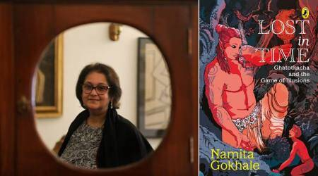 Reading Time: Namita Gokhale on her new novel and why the Jaipur Literature Festival is a perfect fit for Rajasthan