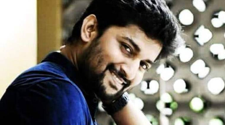 Actor nani's suv rams into electric pole, case booked
