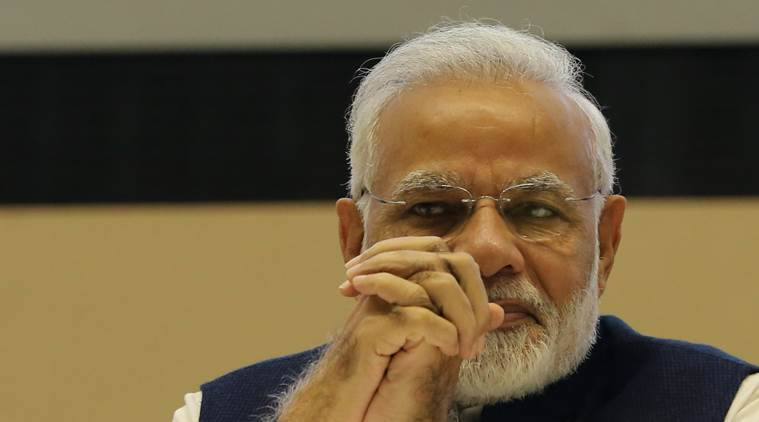 PM Modi anguished at loss of life in Bawana fire