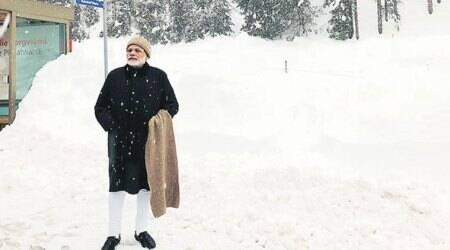 PM Narendra Modi in Davos, India gets IMF boost: At 7.4%, can be fastest growing this year