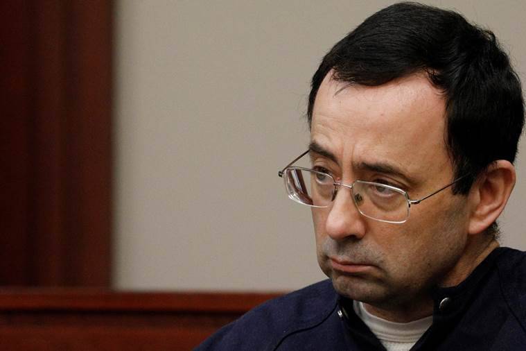 Top USA Gymnastics board members step down amid sexual abuse scandal