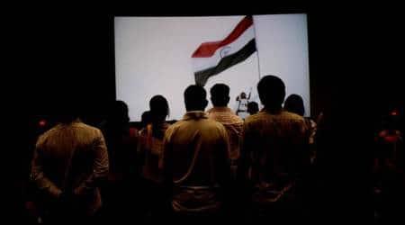 National Anthem, National Anthem in cinema halls, National Anthem not mandatory, Supreme Court order, Jana Gana Mana, India news, Indian Express