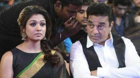 Nayanthara in Kamal Haasan-Shankar's Indian 2?