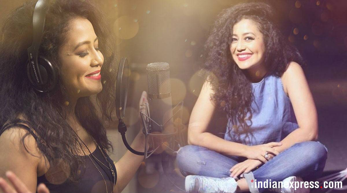 Neha Kakkar I Put Something New In My Songs That S Why Everyone Wants Me To Sing For Them Entertainment News The Indian Express