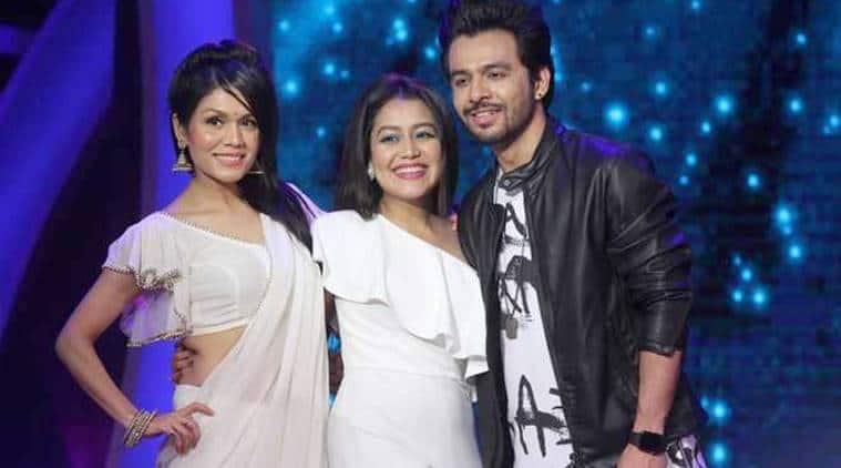 Neha Kakkar, Sonu Kakkar and Tony Kakkar